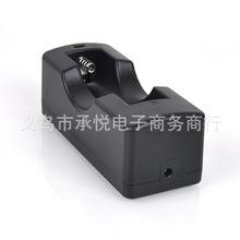 18650专用锂电池充电器  强光手电筒单槽座充槽充电电池充电器