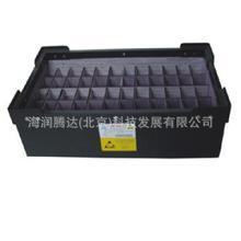 中空板周转箱 防静电中空板周转箱 黑色防静电周转箱