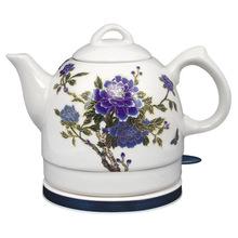 景德镇陶瓷电热水壶大容量家用烧水壶煮茶器烧水茶壶自动断电礼品