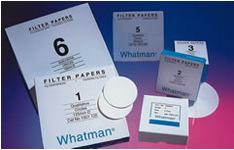 英国Whatman1001-813Grade 1定性滤纸 GR 1 2.6x3.1CM 1000/PK