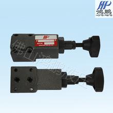 鸿鹏厂家直销 DG-01 02 系列直动式溢流阀 远程控制溢流阀 调压阀
