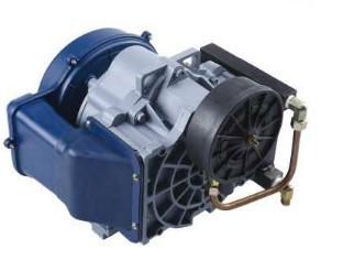 2.2kw小排量100%无油涡旋式压缩机