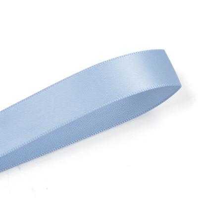 Yao Ming Ribbon Cung cấp hai mặt polyester ruy băng satin satin chất liệu tự làm 2 mm Blue Series 303-333