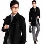 Áo khoác nam thời trang, thiết kế năng động, phong cách trẻ trung