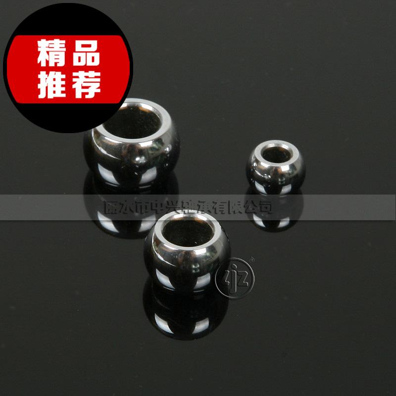 不锈钢440/420、轴承钢 关节球 穿孔球 关节轴承 高精H7系列