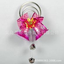 多色混發蜂窩鐘掛鐵鈴鐺 圣誕樹裝飾品 圣誕掛件 8cm蜂窩鐘掛鐵鈴