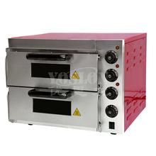 优连披萨烤箱 比萨烤炉 披萨专业烤箱 双层烤箱设备 食品机械