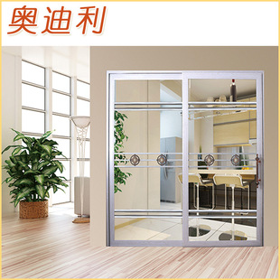 Villa of sliding door of glass of kitchen of sell like hot cakes of manufacturer of countrywide acti