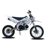 奇士驹110-125cc两轮越野摩托车TTR中高赛双梁车架业余初级装备