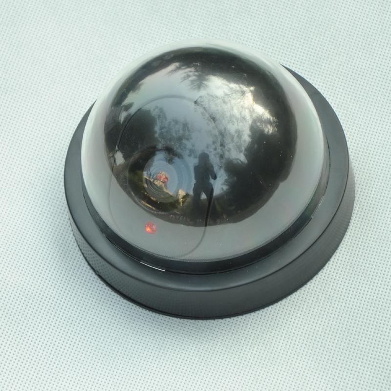 带?#21697;?#30495;监控摄像头 假监控 假摄像头 闪灯监视器 模型摄像机