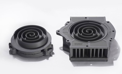 汽车刹车系统用 涡旋式直连压缩机
