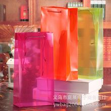 高檔透明紅酒禮品袋 橄欖油手提袋 雙支裝葡萄酒袋 進口飲料包裝