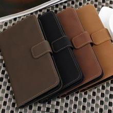 新款 用于I9500复古纹插卡钱包手机�;ぬ� S4仿古纹手机�;た�