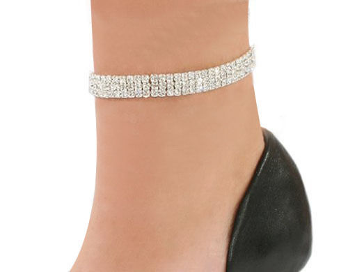 Korea Alloy Crystal Ankle(layer)NHGY1480-layer