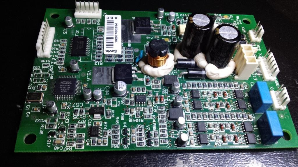 SAVIO纺织机械配件 萨维奥ORION单锭/换管/络筒机配件电路板