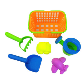 Children's beach toys set digging sand tools baby play sand play water toys hot toys baby bath play water
