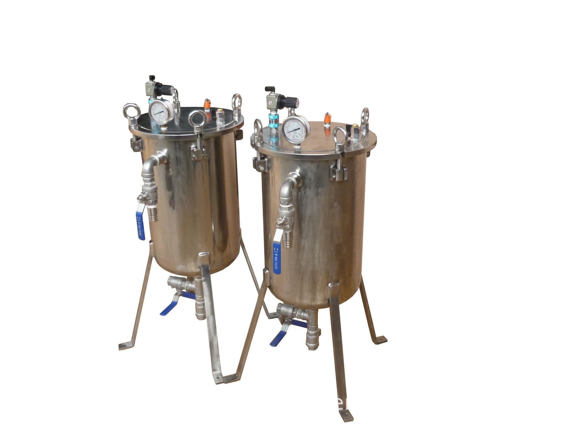 供应不锈钢压力桶,灌胶机料桶,
