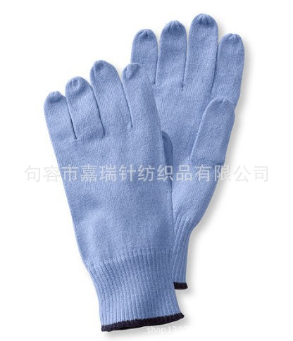 Knit gloves 01