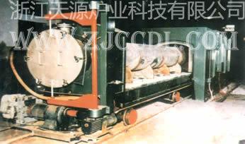 供应RT6-FH(Q)台车式铜件真空充气光亮退火炉