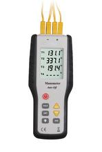 鑫思特 HT-9815數字式電子熱電偶溫度計 工業級測溫儀 手持測溫儀
