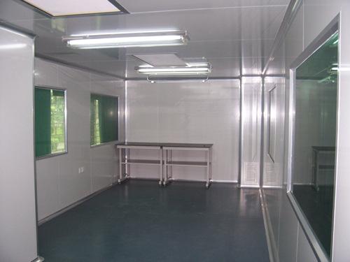 无尘室装修、无尘净化室装修、无尘净化工程设计与施工,满大装饰