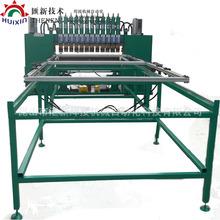 龍門半自動手推進料交換架電阻式排焊機1.6m12缸150KVA支持定制