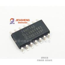 继发盛|74HC14D 74HC14 逻辑 栅极 逆变器 IC集成电路 原装正品