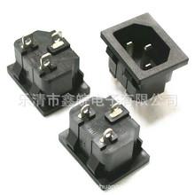 廠家直銷 AC05電源插座 電飯煲三孔插座AC05卡位 器具插座品子座