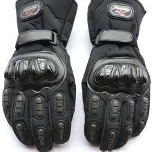 2018新款MADBIKE摩托车防水手套冬季保暖防寒户外骑行赛车手套