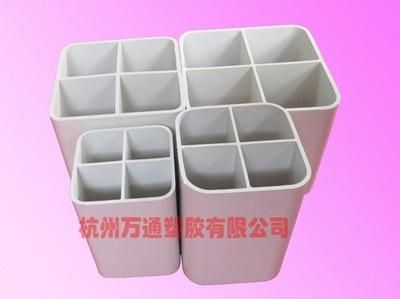 格栅式四孔塑料管,四孔通讯管 4-50 4-42