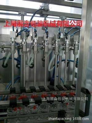 供应活塞式灌装机|食用油灌装机|清洁方便|卫生标准|自动设备