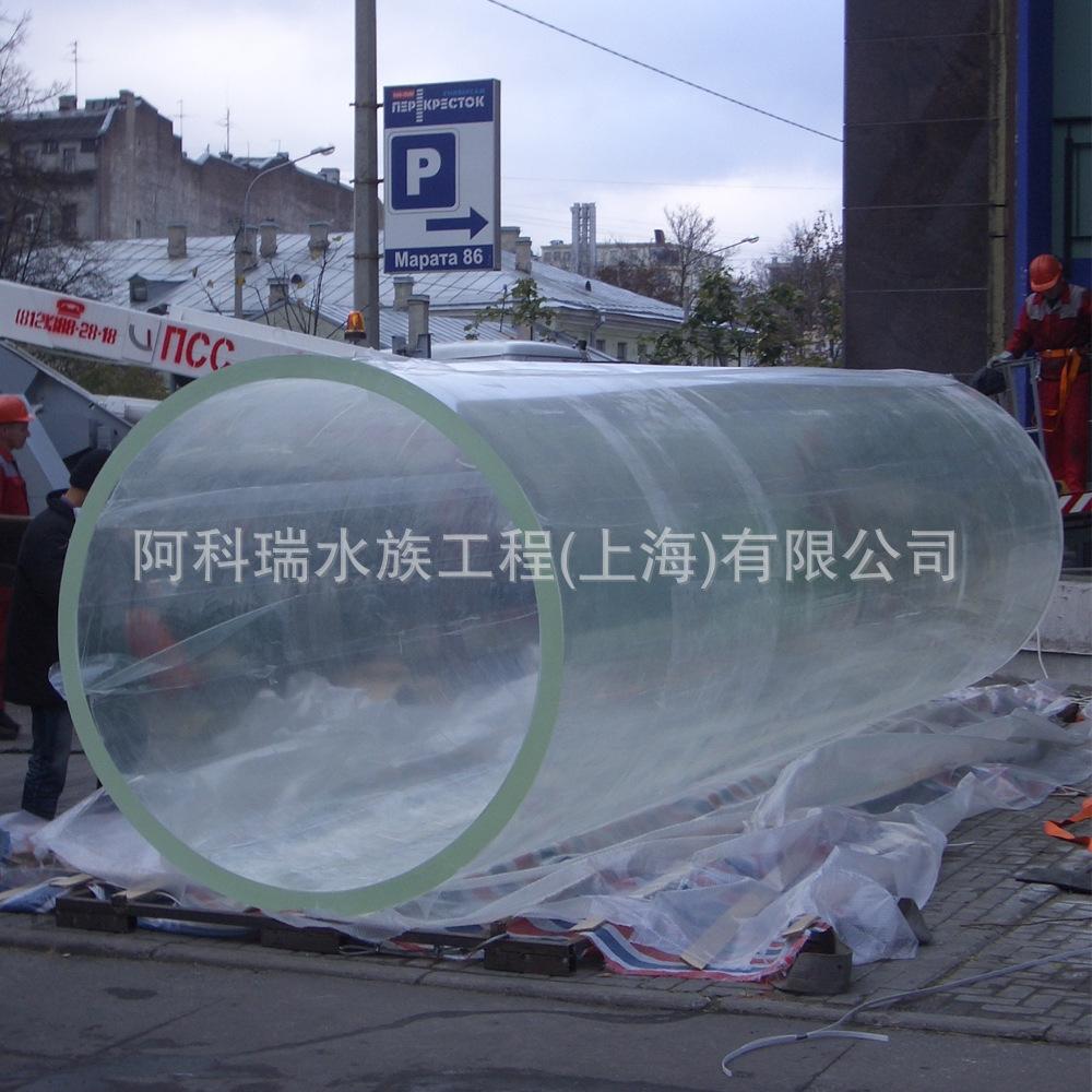 厂家直销亚克力大型水族箱,鱼缸定做,接受各种设计