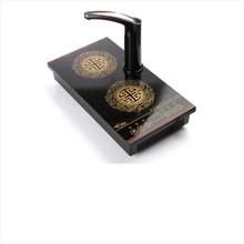 盈悅電磁爐茶具 消毒鍋電熱燒水壺 四合一功能泡茶器自動加水器