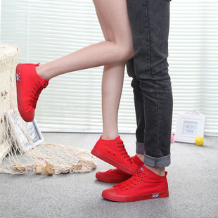 2016 new couple shoes breathable shoes wholesale Korean explosion models fashion casual shoes