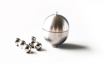 304型不锈钢球磨碗 15ml
