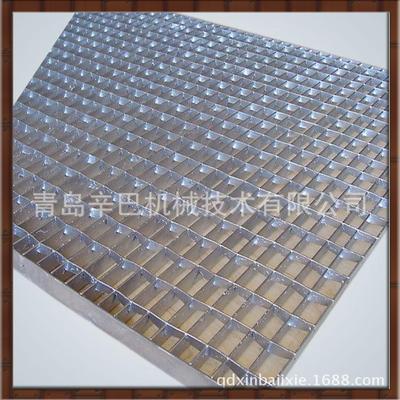 专业生产出口澳大利亚热镀锌钢格栅板 网格板 螺纹钢焊接网