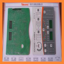 生产销售 学习机触摸薄膜按键开关面板 FPC薄膜开关