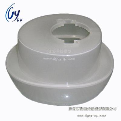 专业CNC手板模型加工透明PMMA料塑胶手板模型 北京首板加工