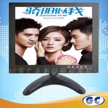 厂家直销LED高清高亮度车载显示器LED节能液晶安防CCTV8寸监视器