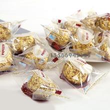 爱丽莎散装果仁巧克力5斤装喜糖巧克力糖果散称休闲食品零食