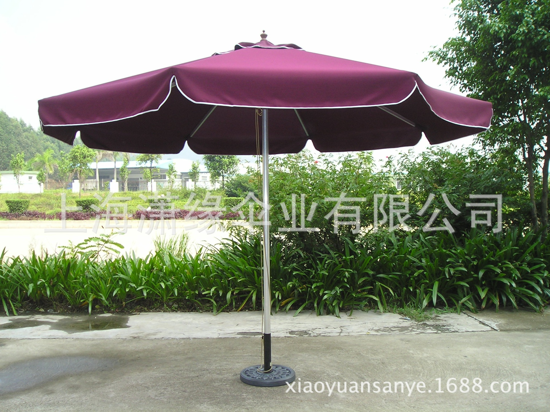 aluminium patio umbrella (51)