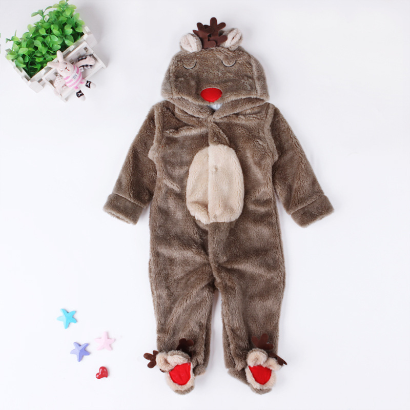 d8a9d219454b Product Type  1-Piece Holiday  Daily Pajamas Type  Nightgowns Gender   Unisex Season  Spring Autumn Winter Size  S-M-L Clothing Length  Standard  Material  ...
