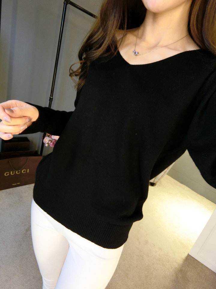 2019 New Sweaters Autumn Winter Cashmere Sweater For Women Fashion ... dc70752d9