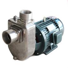 FX型304/316不锈钢化学腐蚀液排污自吸泵 酸碱废液 废气喷淋泵