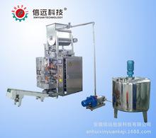 優惠供應水劑油料液體全自動立式計量定量稱重包裝機
