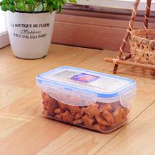500 ml thực phẩm bao bì PP lớp | container kín nhựa cửa hàng nhà máy Hộp chiên, hộp ăn trưa