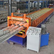 混凝土组合承重板加工机器 全自动楼承板机 楼层隔层板压型设备