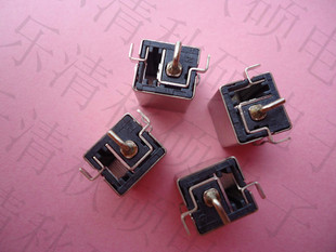 DC power supply dc audio and video socket DC-044B waterproof patch dc socket DC interface DC power socket