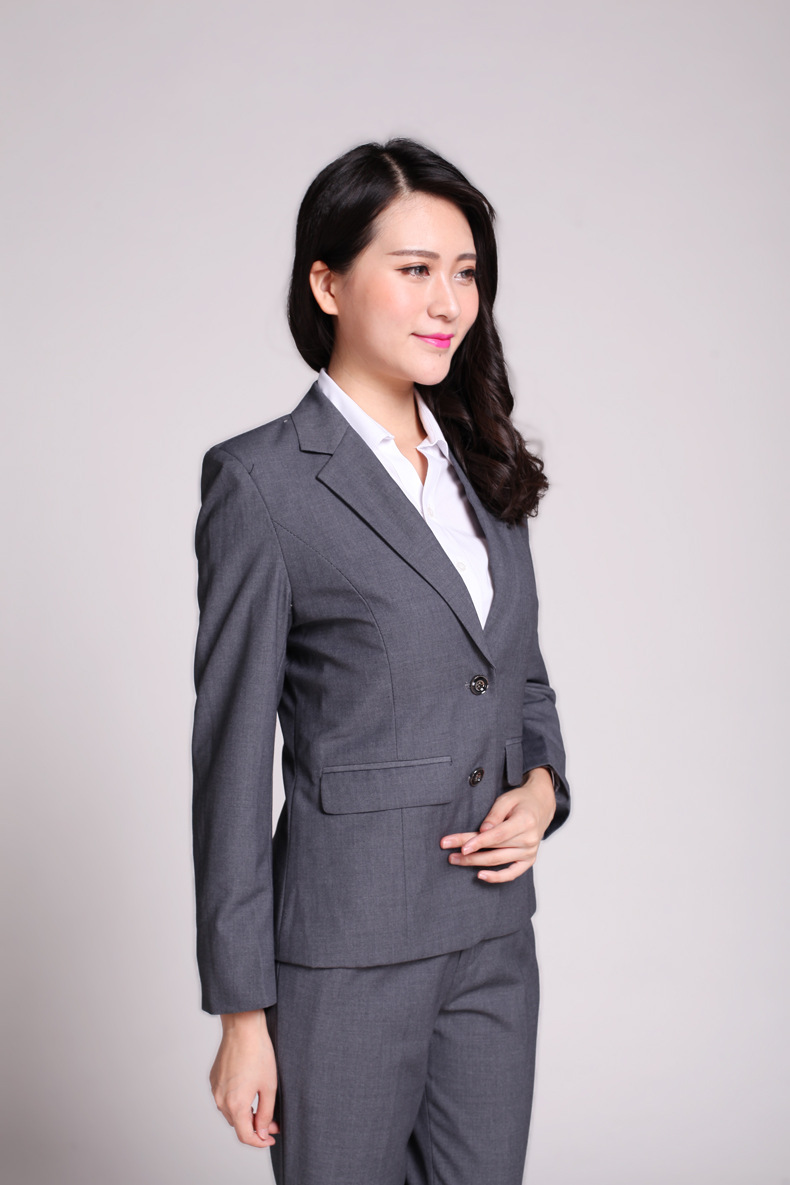 Women Ladies Ready Made Business Office Tuxedos Formal ...