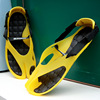 2016 new beach shoes men's non mainstream slippers, men's clothing, men and women in the summer wear shoes